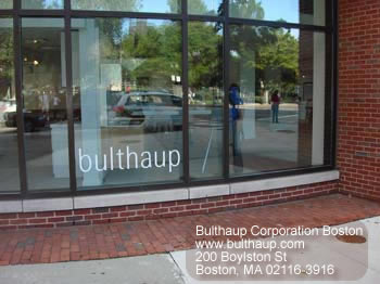 bulthaup Boston